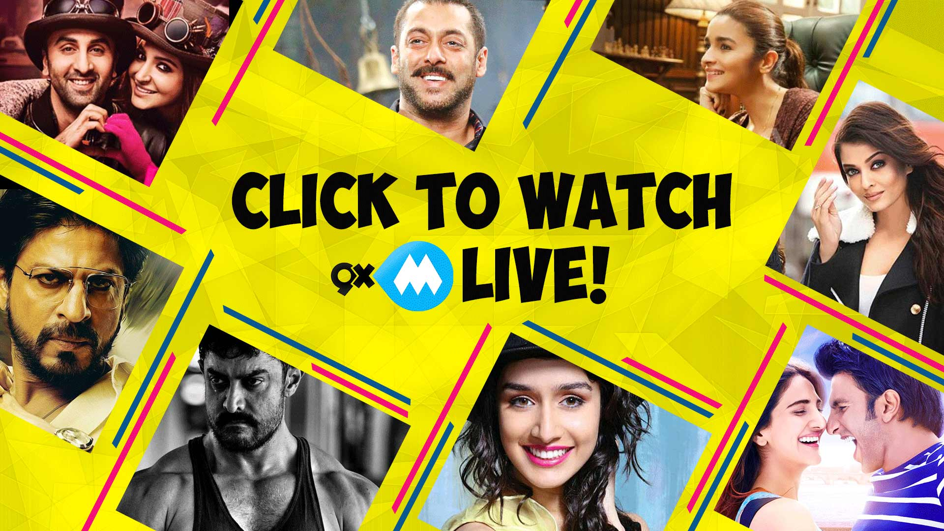 9XM - India's No 1 Bollywood Music Channel